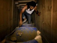 Militer Mesir Hancurkan 1.370 Terowongan