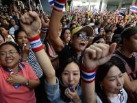 Demonstran Thailand Duduki Sejumlah Kedutaan Asing