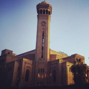 universitas al-azhar (foto:mas yaqien)