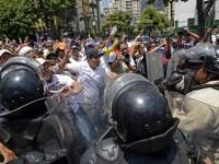 Korban Tewas Unjuk Rasa di Venezuela Jadi 39 Orang