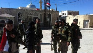 Syrian army takes strategic hills, preparing Yabroud liberation