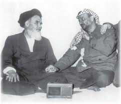 Imam Khomeini dan Arafat ( Sunni Shia United)