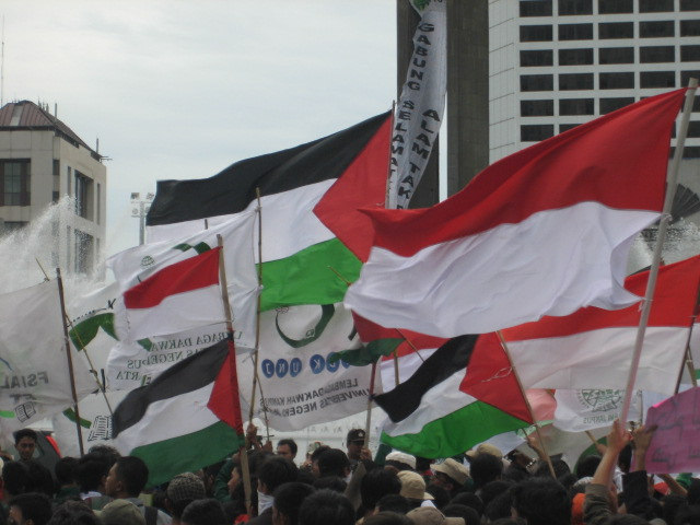 Indo palestina