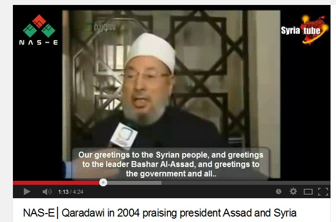 SYQ pray to syria and assad