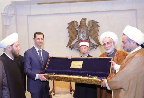 Syeikh Buthi dan presiden 1