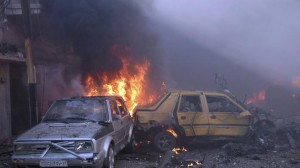 Syria-blast-site