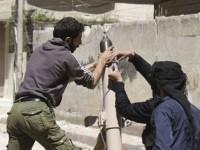 Mortir Terjang Lokasi Dekat Parlemen Suriah, Bantuan Kemanusiaan Tiba di Aleppo