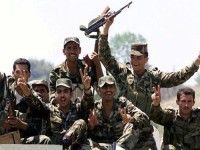 Jalur Suplai Terputus, 350 Militan Suriah Angkat Tangan