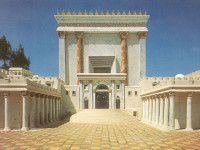 "Israel Luncurkan Model ""Kuil Yahudi Ketiga"""