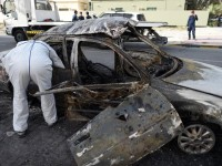 Bom Mobil Menerjang Bahrain, 2 Tewas