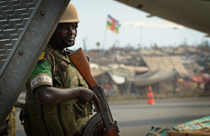 Central African Republic support