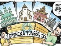 Rukun NU dan Muhammadiyah