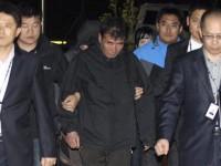 Kapten Feri Sewol Berdalih Sakit Pinggang