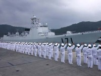 Cina Batalkan Parade Kapal Perang Demi Korban MH370