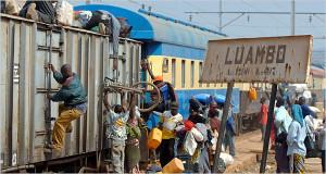 congo railway