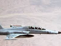 Pesawat Tempur Yordania Bom Pemberontak Suriah