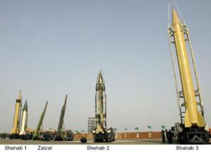 iran balistic missile