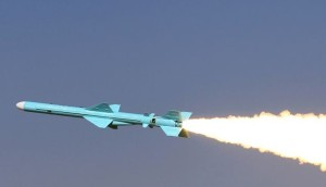 Iran equips fighters with anti-ship cruise missiles