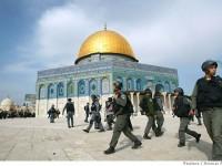 Polisi Israel Nyatakan Tidak Akan Menolerir Lagi Unjuk Rasa di Baitul Maqdis