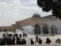 Iran Kecam Serangan Israel atas Masjidil Aqsa