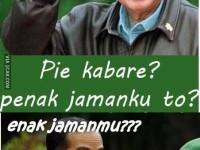 """Antara """"Jokowi Effect"""" dan """"Soeharto Effect"""""""
