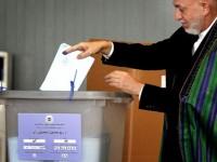 Pemilu Afganistan, Calon Dukungan Presiden Karzai Tertinggal