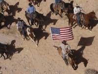 Ketegangan di Nevada Mereda, Aparat Menarik Diri