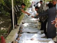 Jumlah Korban Tewas Perang Suriah Jadi 150,000 Orang