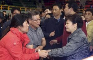 korea president