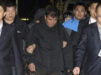 Polisi Tangkap 5 Kru Kapal Ferry Sewol