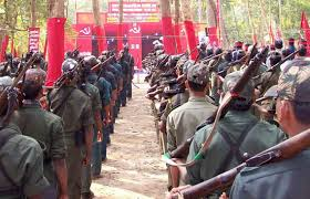 maoist-rebels india