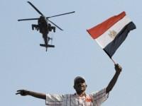 Helikopter Apache Gempur Sinai, 8 Orang Tewas