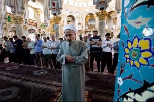 Mesjid Sunni Syafi'i di Kermanshah, Iran (foto : islamtimes.com)