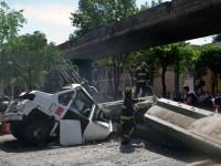 Gempa 7.2 SR Goyang Meksiko