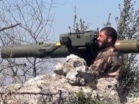 Kian Terdesak, Pemberontak Suriah Dibekali AS Rudal Anti Tank