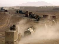 Irak Gempur Konvoi Pemberontak Suriah di Perbatasan