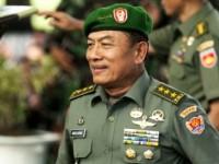 Panglima TNI Bantah Minta Maaf ke Singapura