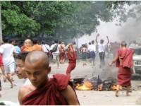 Ekstrimis Buddha Kembali Serang Muslim Rohingya di Myanmar