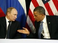 Putin dan Obama Berselisih Sengit di Telepon