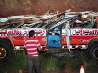 Kecelakaan Bus di Pakistan Tewaskan 42 Orang