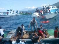 Kapal Peziarah Paskah Larantuka Tenggelam, 7 Tewas