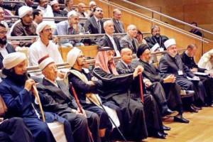 para peserta Risalah Amman