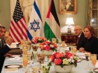 Pertemuan Israel-Palestina Stagnan