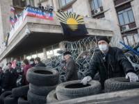 Penduduk Kharkiv dan Donetsk Nyatakan Lepas dari Ukraina