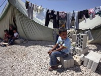 Pengungsi Suriah di Lebanon Tembus Satu Juta Orang
