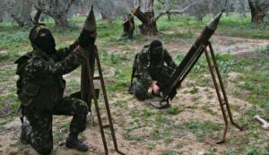 roket palestina