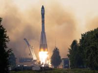 Rusia Sukses Luncurkan Pesawat Kargo Luar Angkasa ke Stasiun ISS