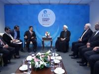 JK Bertemu Rouhani di Sela-sela KTT OKI, Apa yang Dibahas?