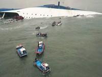 Korban Ferry Terbalik di Korea Selatan Terus Ditemukan