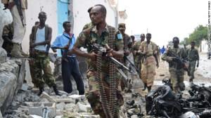 somalia soldier